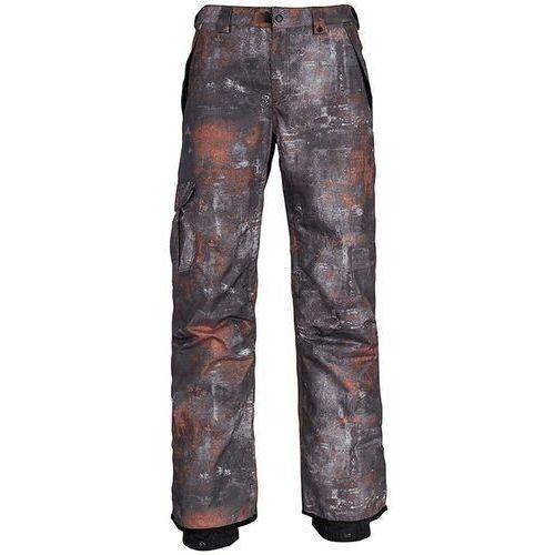 Spodnie - supreme cargo shell pnt reclaim (recl) rozmiar: l marki 686