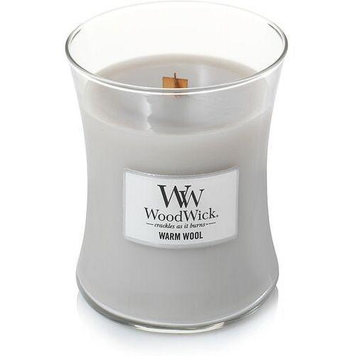 Świeca mała warm wool - 98052e marki Woodwick