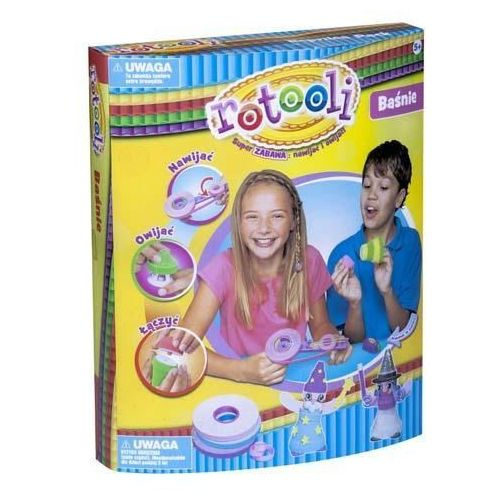 Rotooli - zestaw baśnie marki Creativehobby