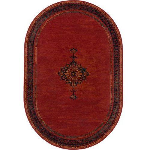 Dywan polonia samarkand rubin (owal) 170x235 marki Dywilan