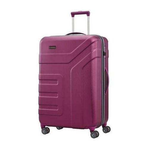 Travelite vector walizka duża 103l pflaume 4-koła