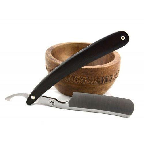 Elegancka brzytwa koraat-knives 6/8 grenadill, wklęsłość near wedge marki Koraat-knives, austria