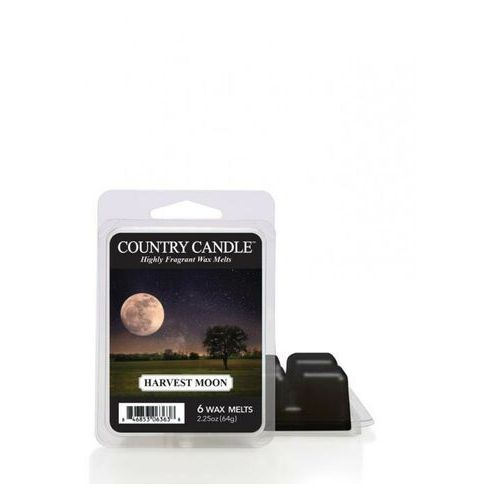 COUNTRY CANDLE WOSK ZAPACHOWY HARVEST MOON 64G, 846853063638