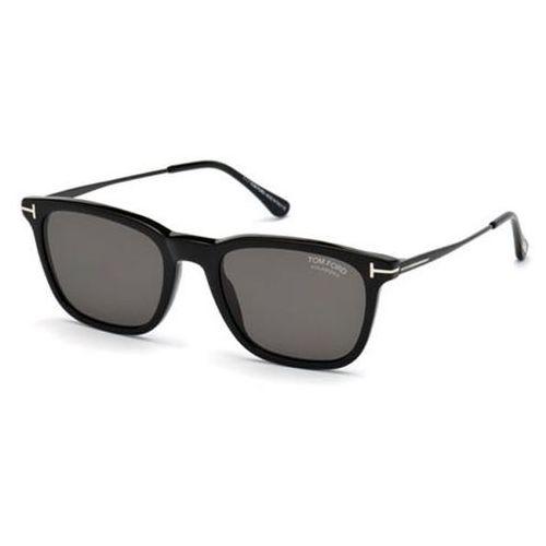 Okulary Słoneczne Tom Ford FT0625 Polarized 01D