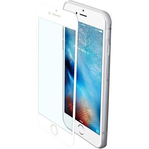 Celly Szkło hartowane  do iphone 7 biała ramka glass800wh (8021735721338)