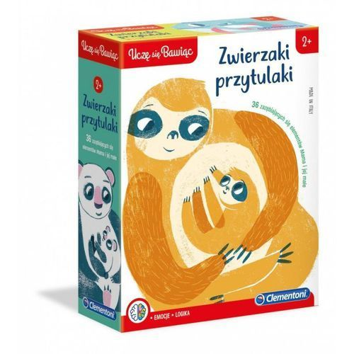 Zwierzaki Przytulaki (8005125500802)