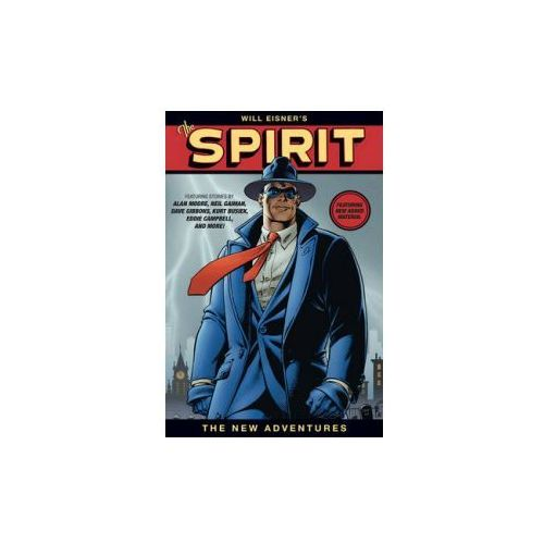 Will Eisner's the Spirit: the New Adventures (Second Edition, Eisner, Will / Various