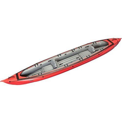 Gumotex seawave kajak szary/czerwony 2017 kajaki i canoe