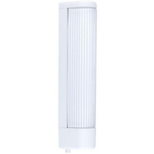 Kinkiet Eglo Bari 1 94987 Lampa oprawa ścienna 2x40W E14 biała