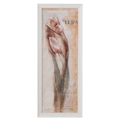 Dekoria obraz tulip 35x100, 35 × 100