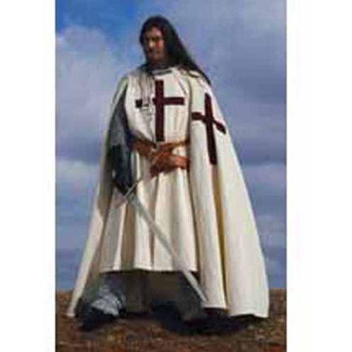 Długa peleryna krzyżowców (ws100584), Płatnerze