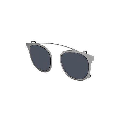 Okulary Słoneczne Dior BLACK TIE 238C Clip On KJ1/IR, kolor żółty