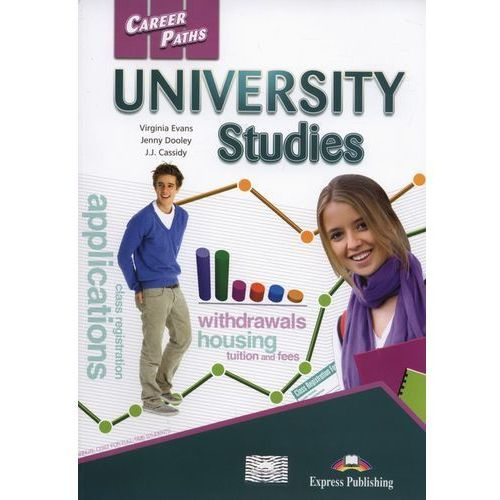 Career Paths. University Studies SB - Dooley Jenny, Evans Virginia, oprawa miękka