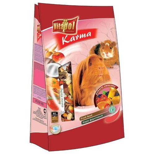 karma pełnoporcjowa dla świnek morskich 1kg marki Vitapol