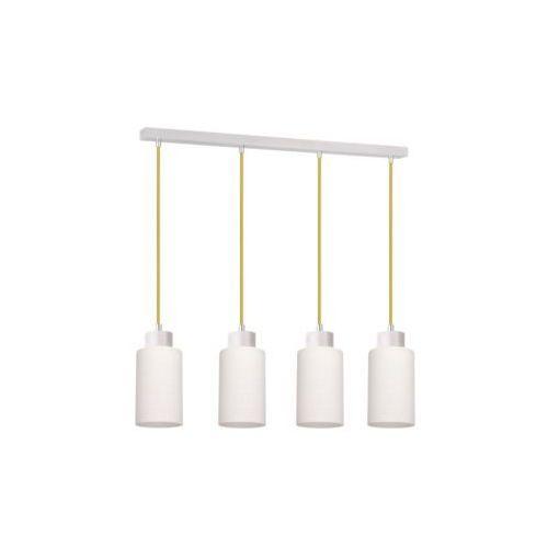 SPOT-LIGHT BOSCO Lampa wisząca Dąb bielony/Oliwkowy 4XE27-60W 1712432 (5901602343340)