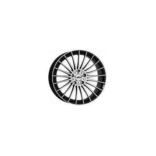 AEZ VALENCIA DARK 7.00x17 5x100.0 ET38.0 z kategorii Alufelgi