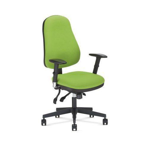 Krzesło obrotowe offix r15g-3 ts25 z mechanizmem ibra marki Nowy styl