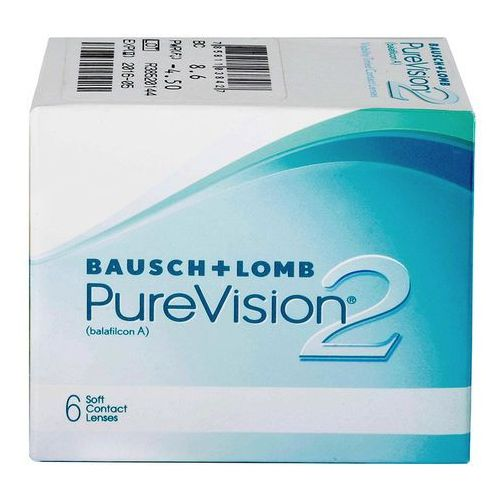 Bausch & lomb Wyprzedaż - purevision 2 hd 6 szt.