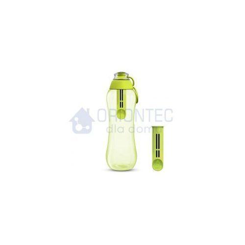 Butelka Filtrująca Dafi 0,7L Limonkowa + dodatkowy wkład, DAFI.BUT.0.7.CLICKS