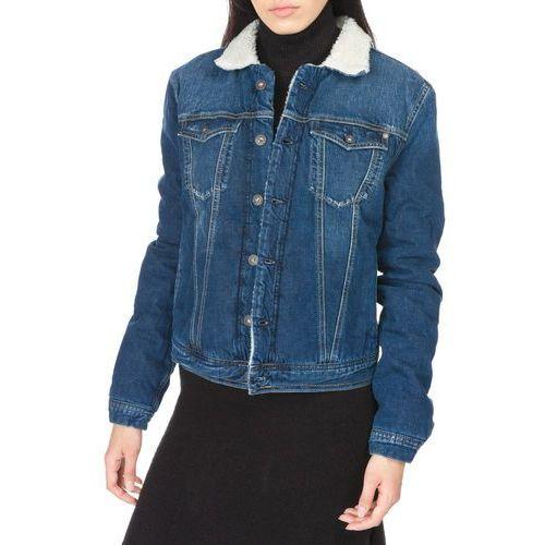 Pepe Jeans Core Kurtka Niebieski XL
