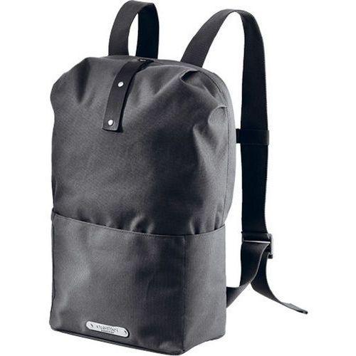 dalston plecak medium 20l szary/czarny 2018 plecaki szkolne i turystyczne marki Brooks