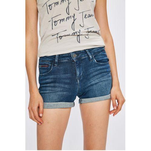 - szorty, Tommy jeans
