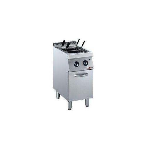 Urządzenie do gotowania makaronu 24,5L | el. 400V | GN1/1 | 400x700x(H)850/920mm