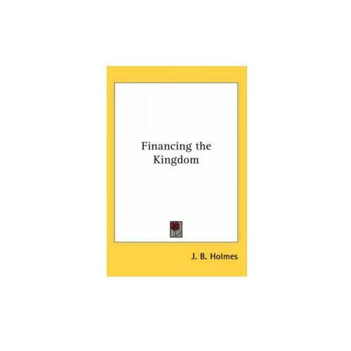 Financing the Kingdom (9781417989546)