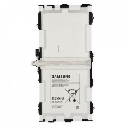 galaxy tab3 10.5 / eb-bt800fbe 7900mah 30.02wh li-ion 3.8v (oryginalny) marki Samsung