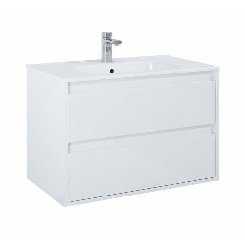 ELITA szafka podumywalkowa Desi Plus 80 2S white 166425, kolor biały
