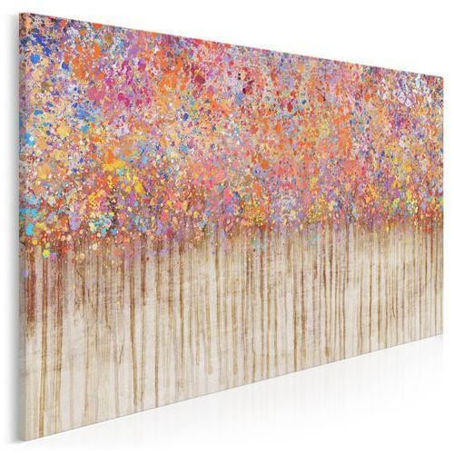 Ambiwalencja uczuć - nowoczesny obraz na płótnie - 120x80 cm