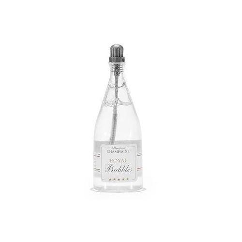 Party deco Bańki mydlane - szampan - 4 szt.