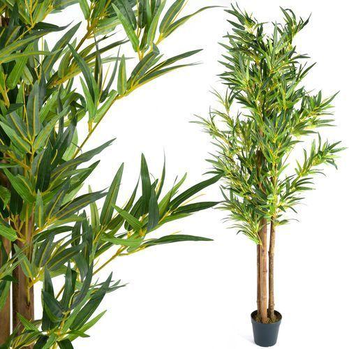 Plantasia ® Sztuczne drzewo bambus 160cm drzewko bambusowe (4048821603419)