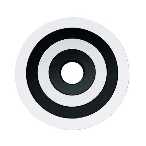 Podstawka pod naczynia biało-czarne (0535-900) marki Zak! designs