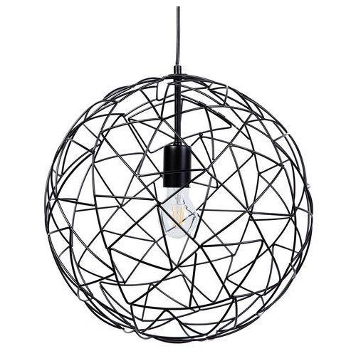 Lampa wisząca czarna LEMME (7105279045035)