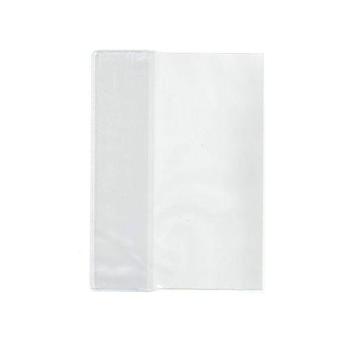 Biurfol Okładka a4 na zeszyt książkę przezroczysta krystal - a4 (29,7cm x 21cm) \ bez regulacji \ 1szt (5907214405919)