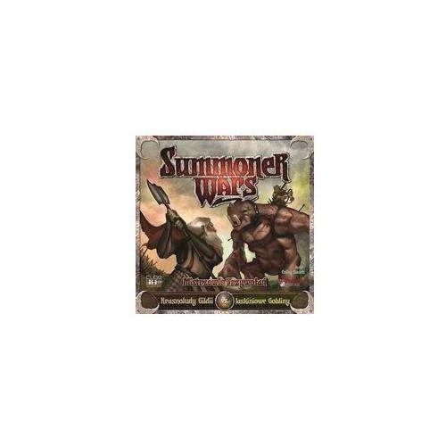 Summoner Wars Krasnoludy Gildii Vs Jaskiniowe Gobliny (5902768838022)
