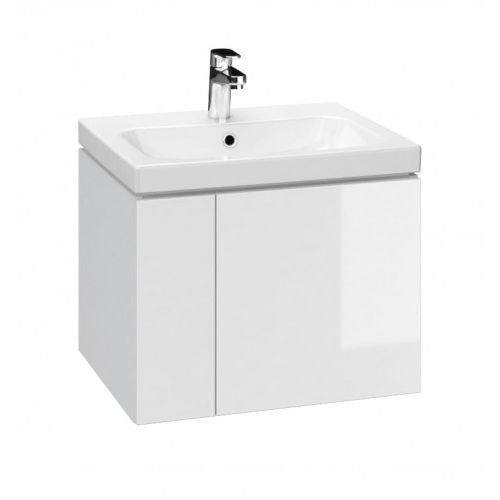 CERSANIT COLOUR Szafka podumywalkowa 55, biała S571-020, S571-020