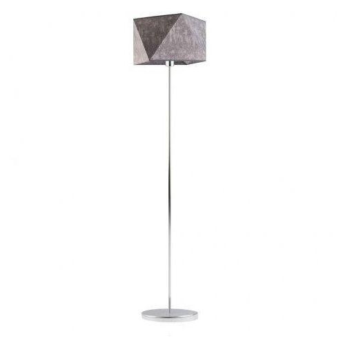 Lysne Nowoczesna lampa podłogowa do sypialni fidżi