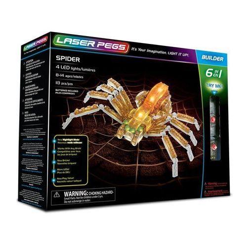 6 in 1 Spider - Laser Pegs