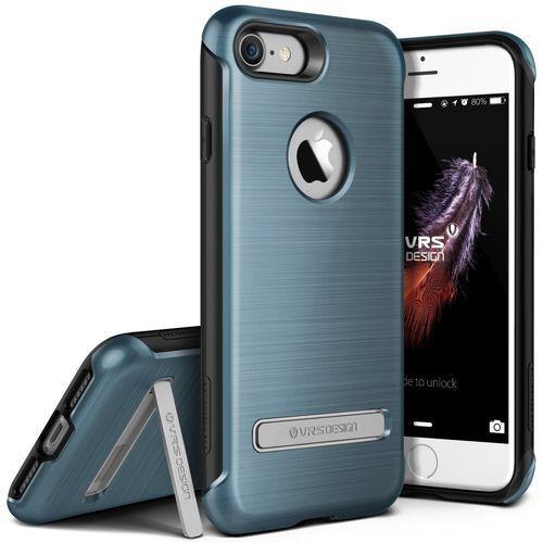 Vrs design Etui duo guard iphone 7 steel blue (8809477682779)