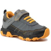 Sneakersy GEOX - J Magnetar B. Wpf A J94ACA 050BU C0054 M Black/Yellow