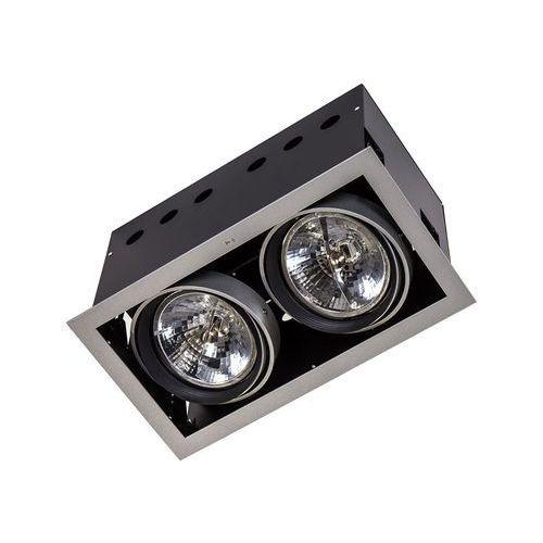Italux lampa stropowa arlo dl-722aplusdl-722hd-ar111/sv