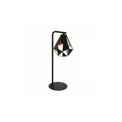 43058 - lampa stołowa carlton 1xe27/60w/230v marki Eglo