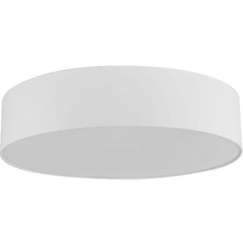 Plafon RONDO biały śr. 61 cm TK LIGHTING, kolor Biały