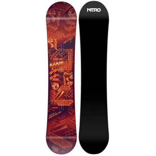 Nitro Nowa deska snowboardowa ripper rental 146 cm 2018