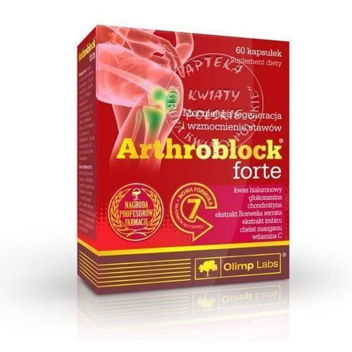 Olimp Arthroblock Forte kaps. - 60 kaps.