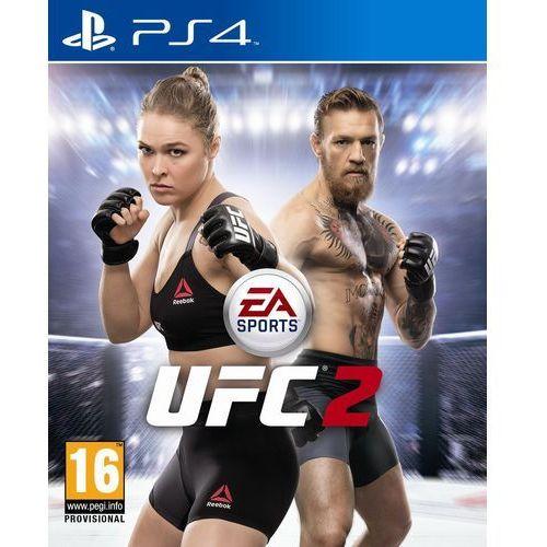 UFC 2, wersja językowa gry: [angielska]