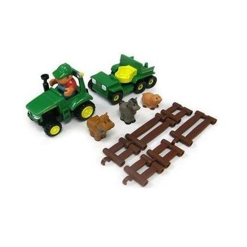 Mały zestaw farma Johnny Tractor OKAZJA, kup u jednego z partnerów