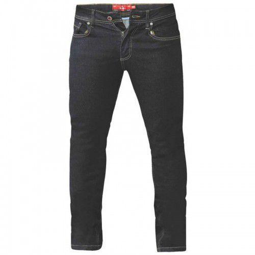 Duke Cedric-d555 jeansy męskie duże rozmiary